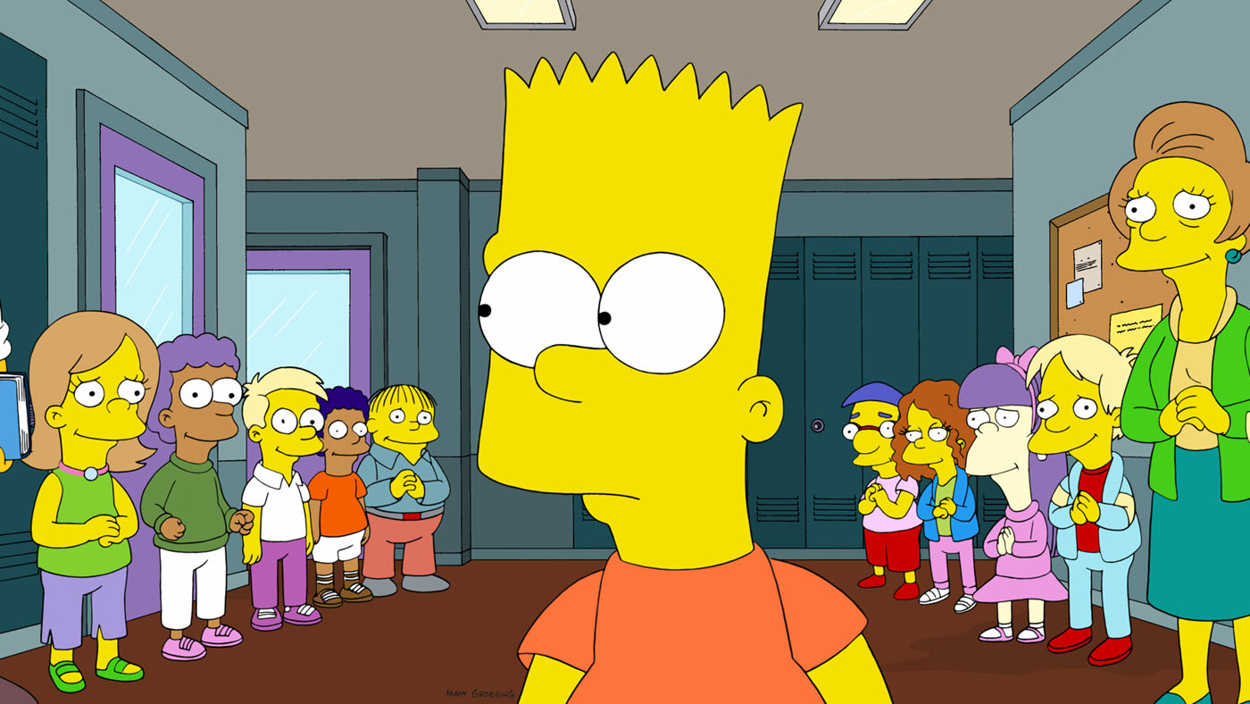 """Comics Continuum: The Simpsons -- """"A Test Before Trying"""""""